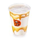 Карамельный молочный коктейль