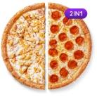 Half&Half pizza