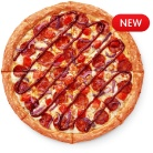 Пицца Колбаски Барбекю