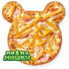 Пицца от Тучки с игрушкой из коллекции