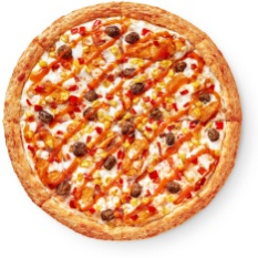 Spicy Mixed Pizza