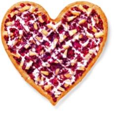 Пирог-сердце