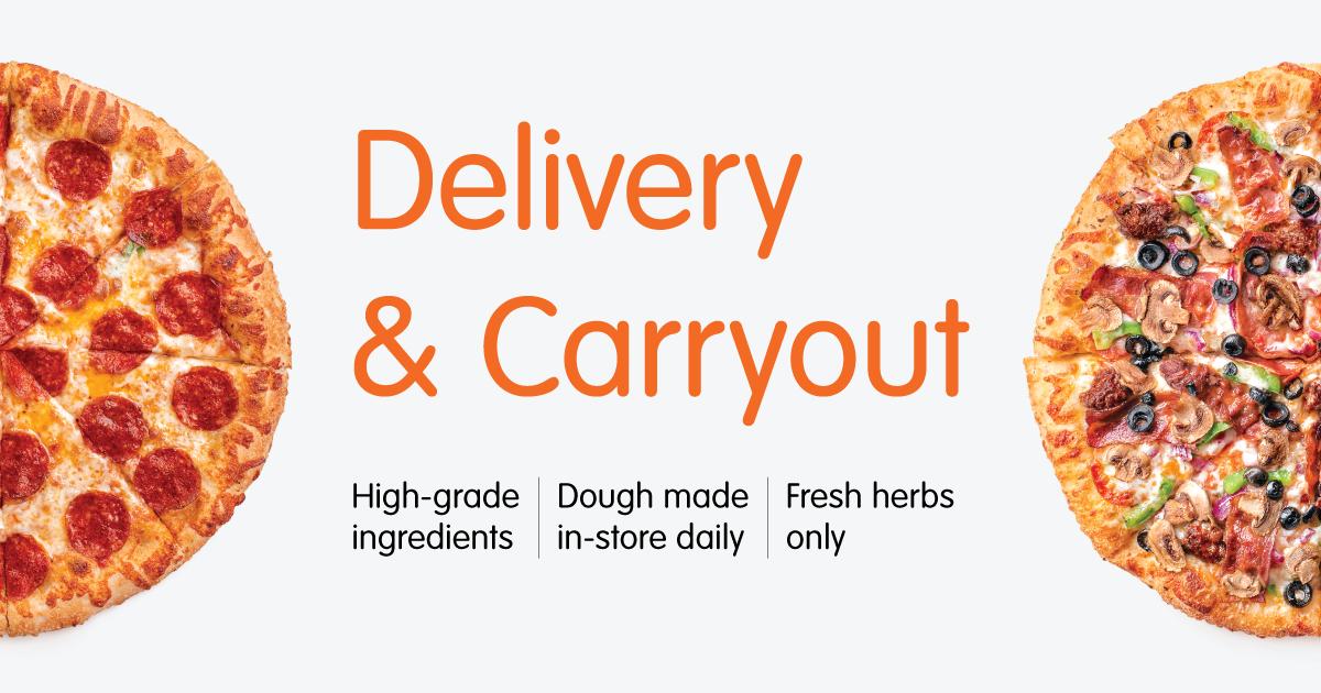 🍕 Dodo Pizza   Pizza delivery